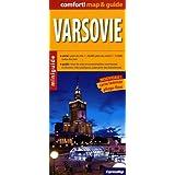 VARSOVIE  (MAP&GUIDE)