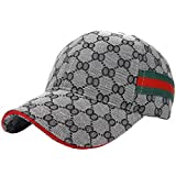 Ukerdo Outdoor Sport Fitted Hats for Men Baseball Cap Accessories (A)