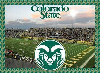 Colorado State Rams Jigsaw Puzzle
