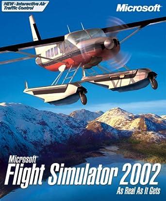Microsoft Flight Simulator 2002 (PC): Amazon co uk: PC