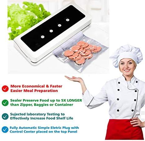 Vacuüm Sealer-Automatische Voedsel Vacuüm Verpakkingsmachine Kleine Huis Sealing Machine Automatische Sealing Machine