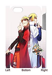 [case forcolor]:Japanese Anime Naruto Hard Case for iphone4 4s.