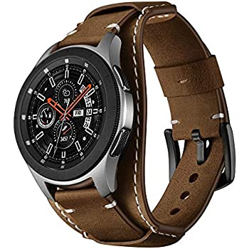 Amazon.com: Leotop Compatible with Samsung Galaxy Watch 46mm ...