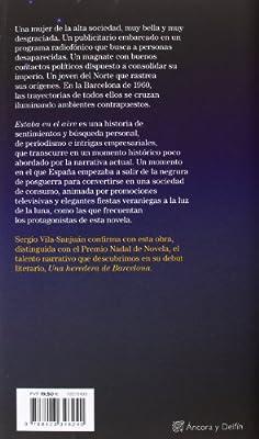 Estaba en el aire: Premio Nadal de Novela 2013 Áncora & Delfin: Amazon.es: Vila-Sanjuán Robert, Sergio: Libros