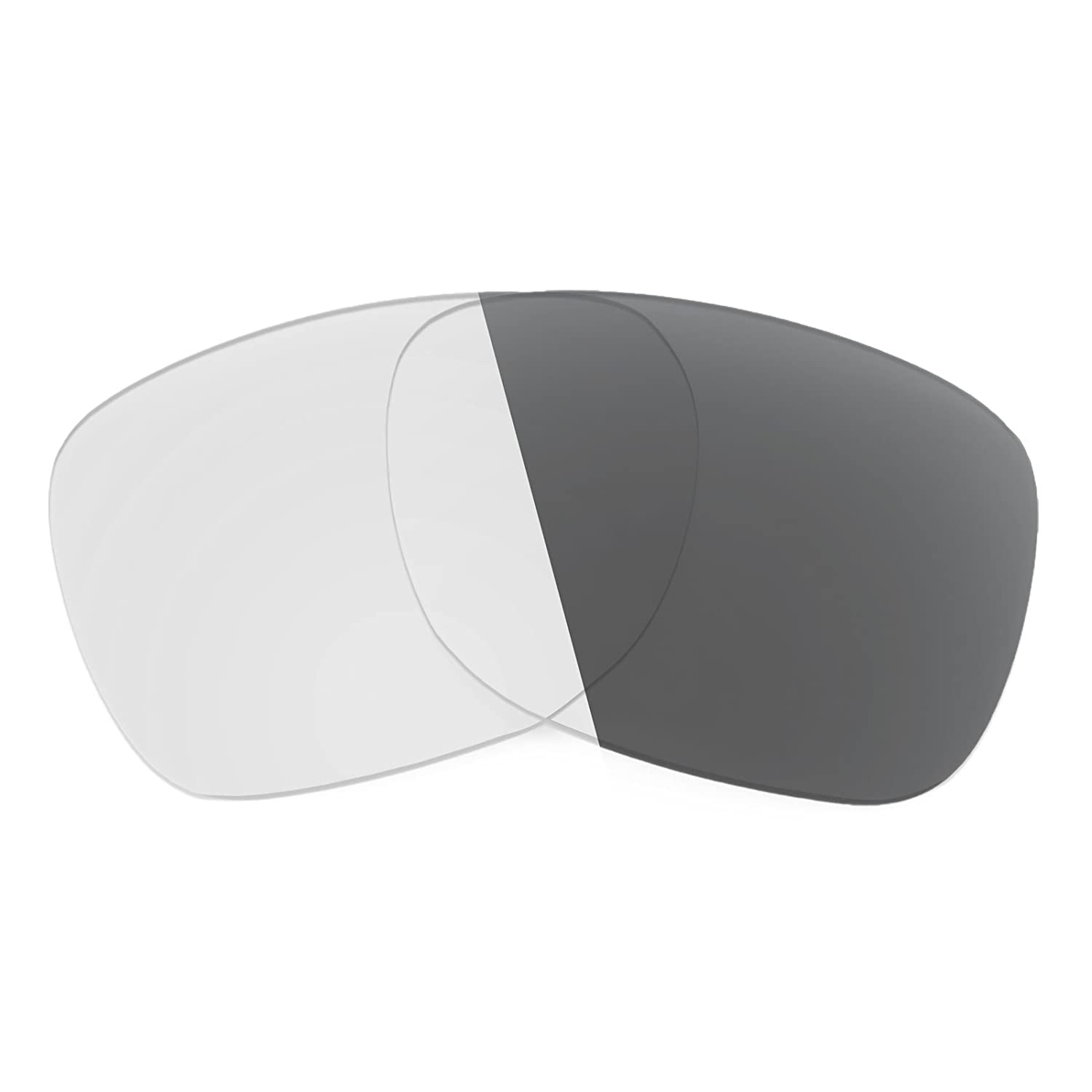3ecb47ec0f Revant Replacement Lenses for Ray-Ban Justin 54mm RB4165 Elite Adapt Grey  Photochromic  Amazon.co.uk  Clothing