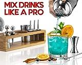 Mixology Bartender Kit: 23-Piece Bar Set Cocktail