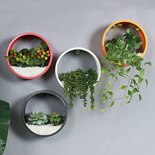 Wall decoration hanging pots pendant creative home shop window coffee-N by WYMHP