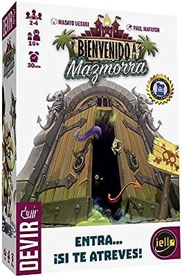 Devir - Bienvenido a la Mazmorra, Juego de Mesa (BGMAZ): Amazon.es: Juguetes y juegos