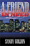 A Friend in Need, Sandy Goldin, 0741412993