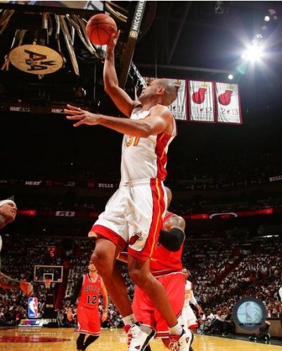 Shane Battier Miami Heat 2013-2014 NBA Action Photo 8x10