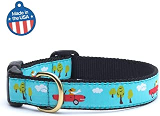 product image for Up Country – WRT C L Width Ragtop Dog Collar, L