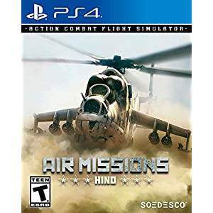 Air Missions HIND  – PlayStation 4