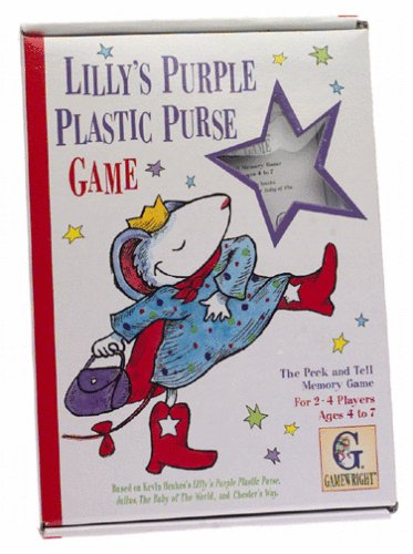Lillys Purple Plastic Purse Game Based on Book By Kevin Henkes (Purple Plastic Purse)