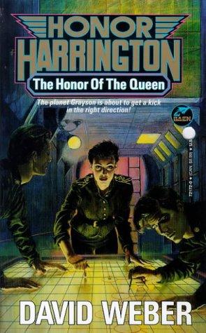 The Honor of the Queen (Honor Harrington Series, Book 2) ebook