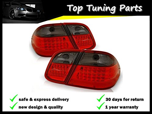 W208 Led Tail Lights in US - 6