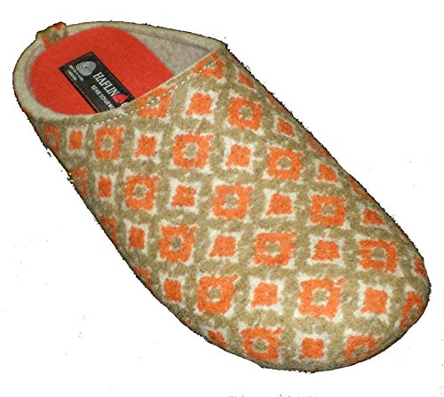 Haflinger Orange Zimt Chaussons 12 Everest Marlies Femme Mules rX4UxXB