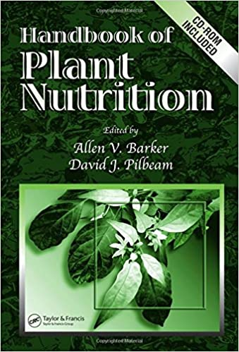 Handbook of Plant Nutrition (Books in Soils, Plants & the Environment)