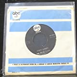 The Impressions - Little Young Lover / Never Let Me Go - 7