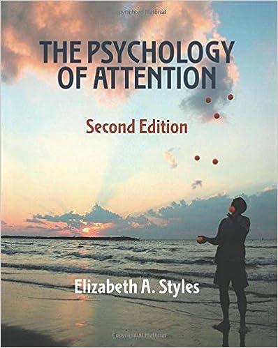Descargar The Psychology Of Attention PDF