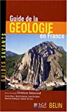 Guide de la géologie en France par Sabouraud
