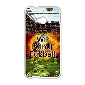 Happy Wir Sind Football Hot Seller Stylish Hard Case For HTC One M7