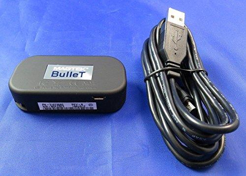 MAGTEK NR 21073082 Bluetooth with USB Cable Gateway Triple Track, Black by MagTek