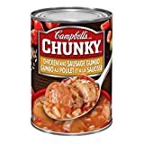 Campbell's Chunky Chicken & Sausage Gumbo, 540 mL