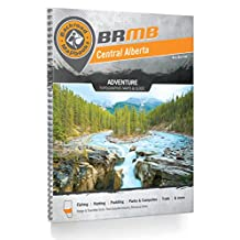 Backroad Mapbook: Central Alberta, 4th Edition: Adventure, Topographic Maps & Guide