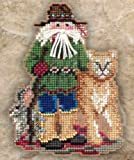 Mill Hill Beaded Counted Cross Stitch Kit - Canyon Santa