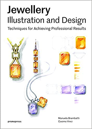 Jewellery Illustration and Design Techniques for Achieving
