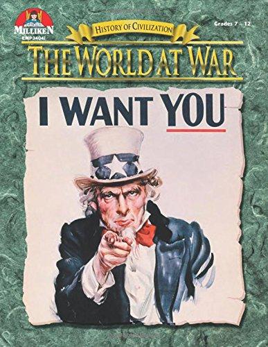 Download The World at War, Grades 7-12 (History of Civilization) pdf epub