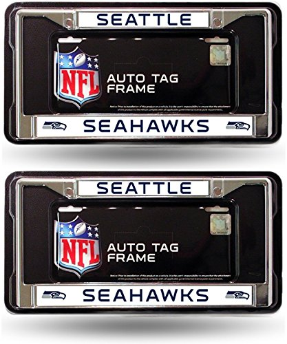 Seattle Seahawks Official Chrome License product image