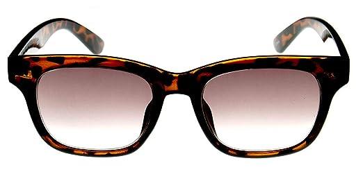 4ea7e40f3c7 Amazon.com  Aloha Eyewear Tek Spex 9003 Unisex Progressive No-Line Bifocal  Reader Sunglasses (Black +2.50)  Health   Personal Care