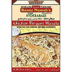 Banne Nawab's Chicken Biryani Masala