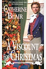 A Viscount For Christmas (Zebra Regency Romance) Mass Market Paperback