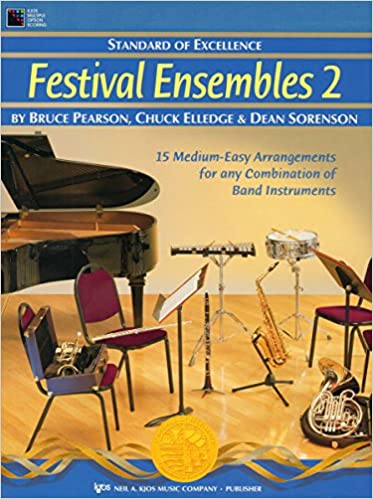 w29hf standard of excellence festival ensembles 2 french horn