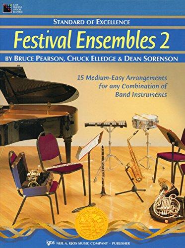 Excellence Festival Ensembles - W29EBS - Standard of Excellence - Festival Ensembles 2 - Electric Bass