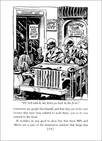 Read Up Front By Bill Mauldin