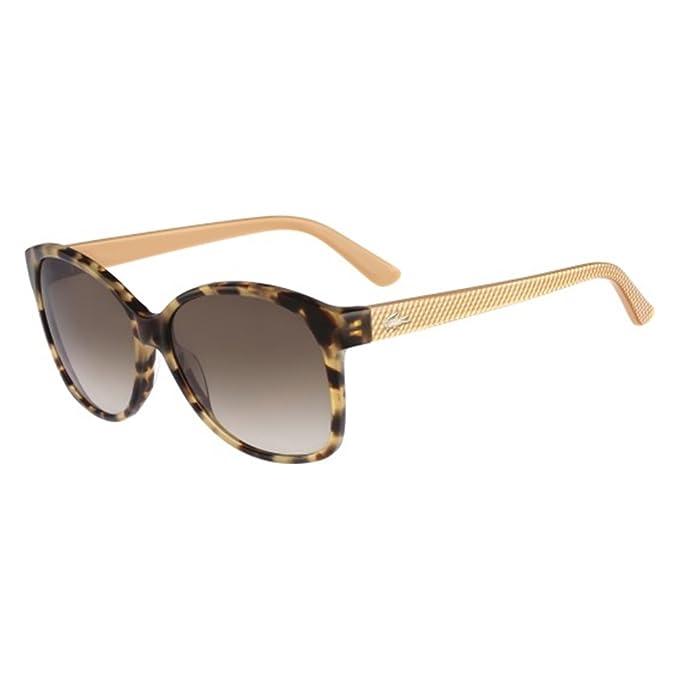 c3ef55ea06b8e Óculos de Sol Lacoste L701S Tartaruga  Amazon.com.br  Amazon Moda