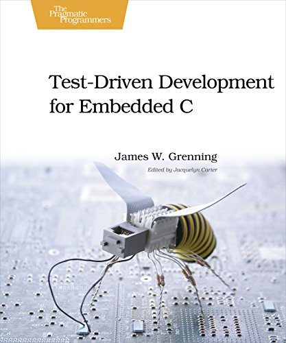 Test Driven Development for Embedded C (Pragmatic Programmers) by Brand: Pragmatic Bookshelf