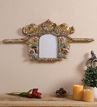 999Store Indian Handicrafts Rajasthani Wall Home Decor Decoration  Decorative Wall Art Doli Family Wall Hanging Mounted