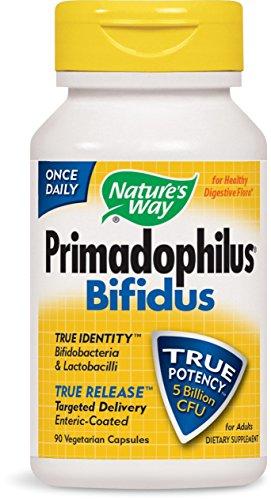 Nature's Way Primadophilus Bifidus, 90 Vcaps - Allergy Aid 90 Cap