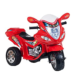 Ride on toy 3 wheel trike motorcycle for kids for Motorized ride on toys for 5 year olds