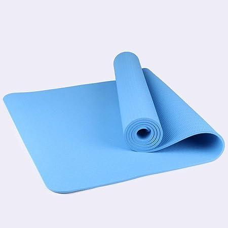WZL Esterilla de Yoga Estera de Yoga Alfombra para el hogar ...