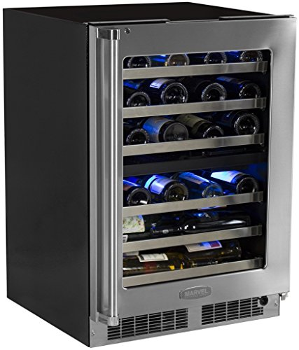 Marvel MP24WDG5RS Professional Series Wine Refrigerator ()