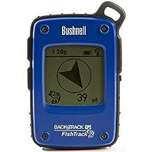 Bushnell 360610 BackTrack Fishtrack GPS Blue Weather Resistant 3 AAA Batteries