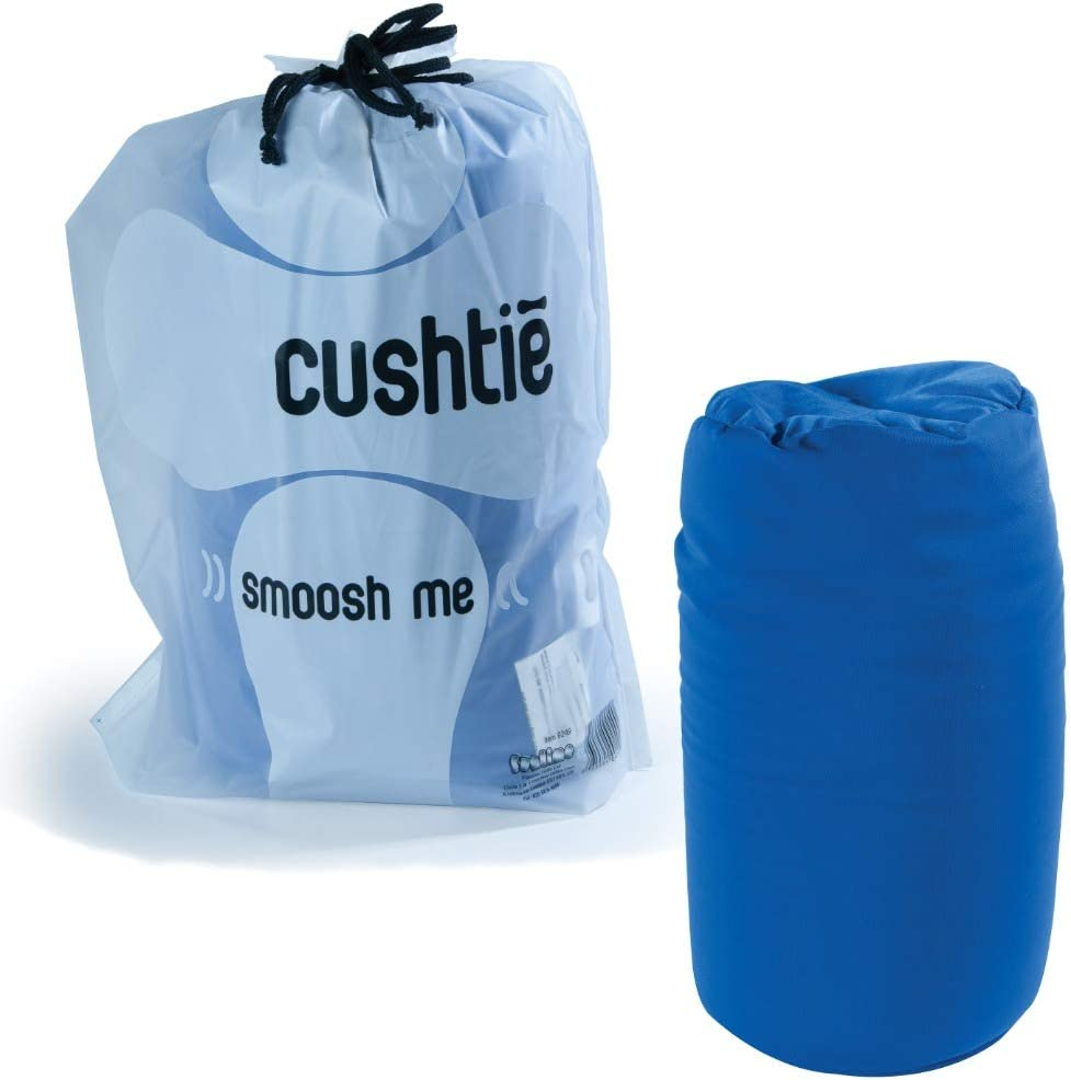 The Original Cushtie Pillow Blue