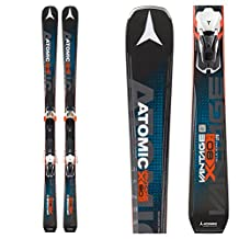 Atomic Vantage X 80 CTI Skis with Warden 13 Bindings 2017