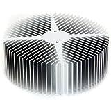 SODIAL(R) Aluminium Kuhlkorper fur 10W LED Licht