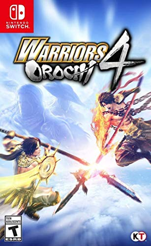 Warriors Orochi 4 - Nintendo Switch (Best Dynasty Warriors Character)